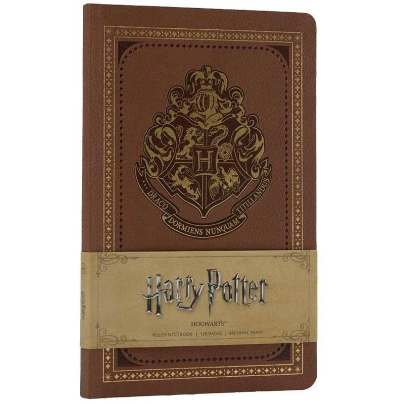CARNET POUDLARD - HARRY POTTER - la boutique du sorcier