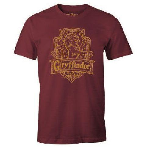 T-SHIRT BLASON GRYFFONDOR - HARRY POTTER