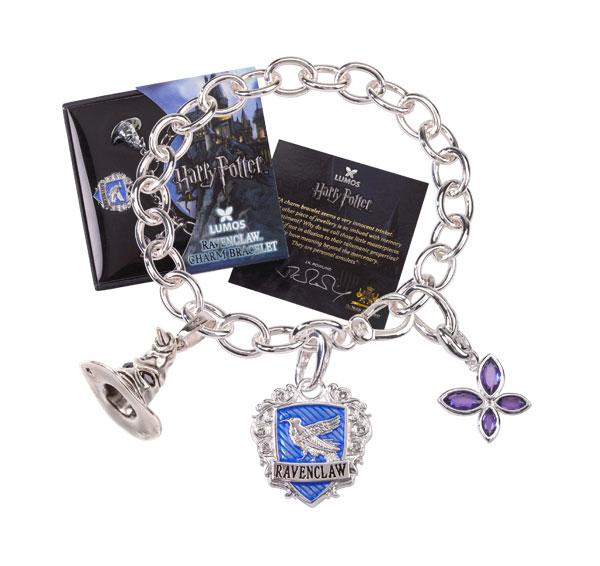 BRACELET CHARMS LUMOS SERDAIGLE - HARRY POTTER