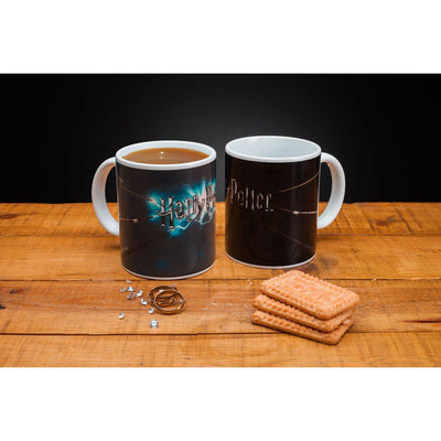 MUG THERMORÉACTIF BAGUETTE MAGIQUE - HARRY POTTER
