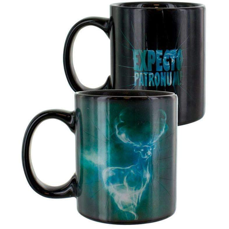 MUG THERMORÉACTIF EXPECTO PATRONUM - HARRY POTTER - la boutique du sorcier