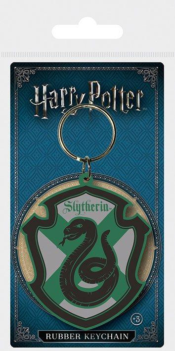 PORTE-CLÉS CAOUTCHOUC SERPENTARD - HARRY POTTER
