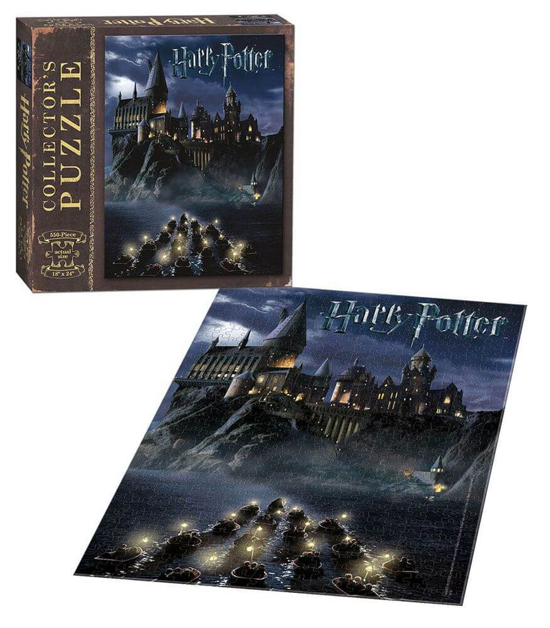 Puzzle harry potter poudlard (550 pièces) - harry potter
