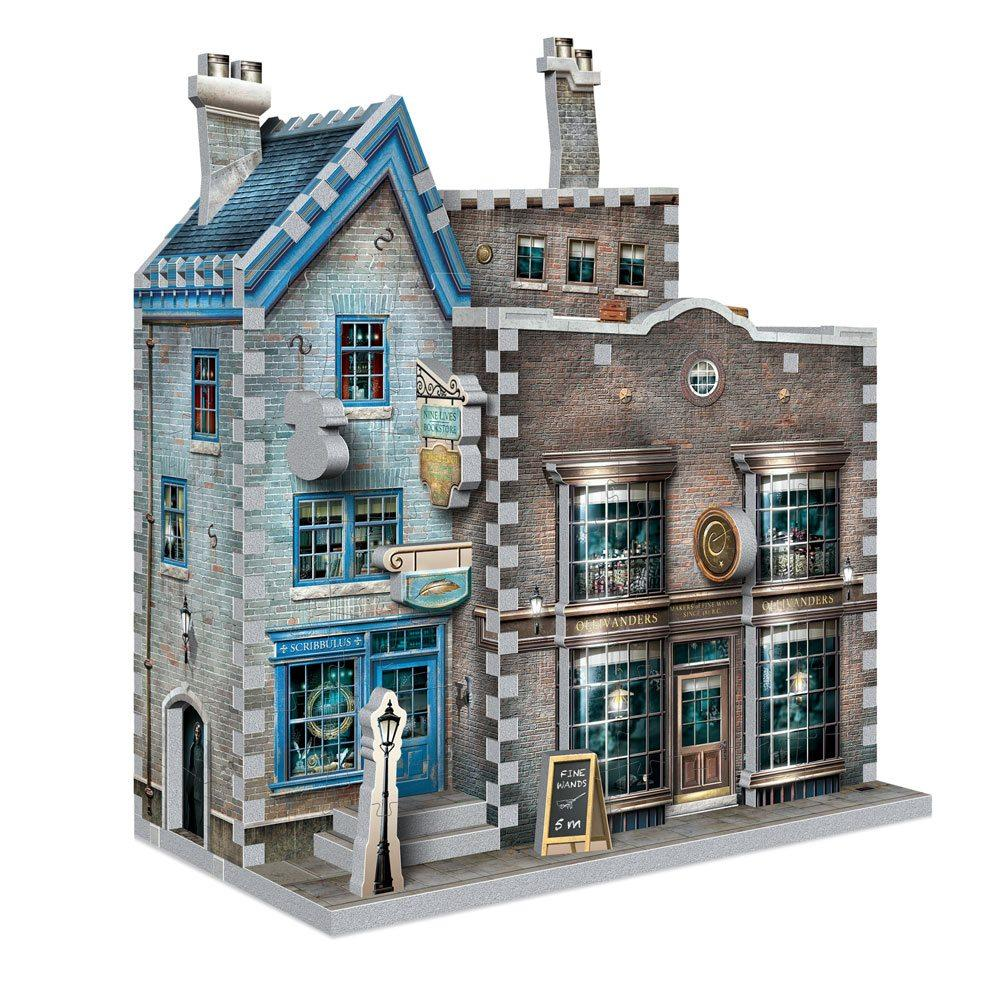 PUZZLE 3D OLLIVANDER SHOP - HARRY POTTER