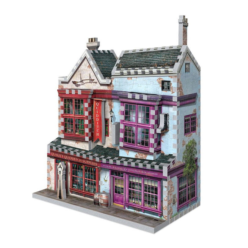 PUZZLE 3D QUIDDITCH SHOP - HARRY POTTER