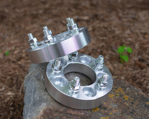 "1.25"" (32mm) Wheel Spacers - Cross Country Performance"
