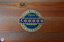 500K High Mileage Badge Sticker - Cross Country Performance