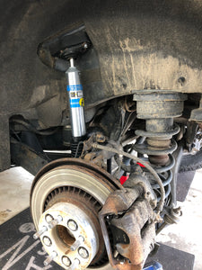 Bilstein 5125 Rear Shocks (P3 Chassis)