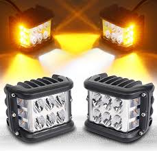 Side Shooter LED Pod Lights