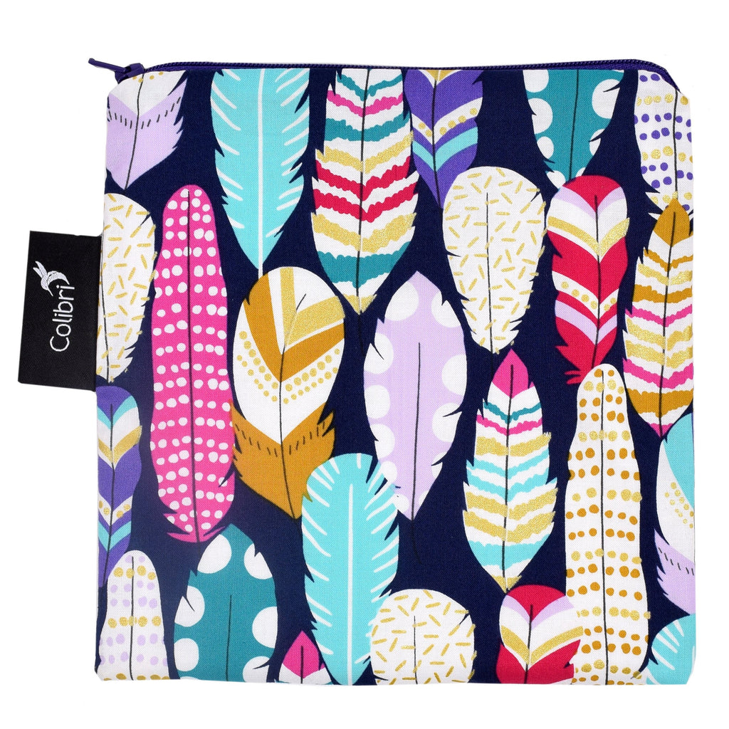 Quill | Reusable Snack Bag - Large