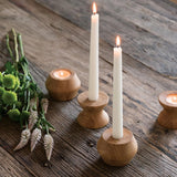 Reversible Candle Holder (Thin)