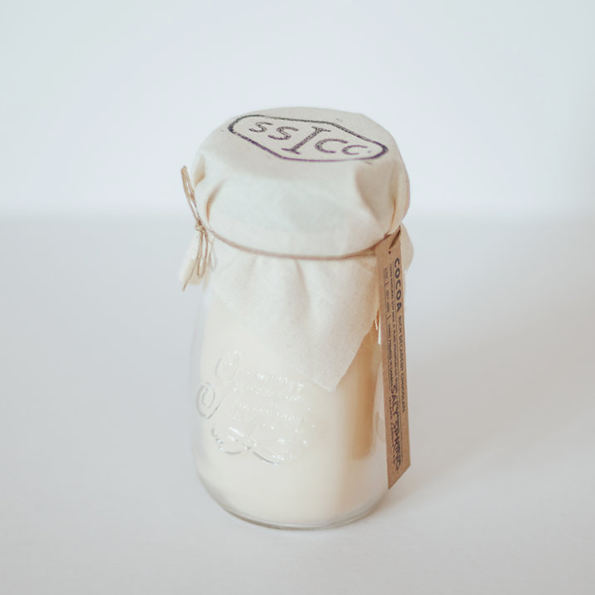 Cocoa | 6oz Milk Bottle