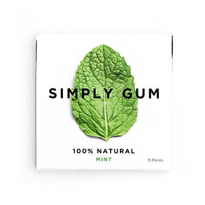 Mint Natural Chewing Gum