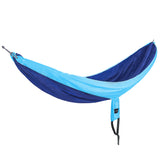 Hiking Ripstop Hammock | Navy & Light Blue
