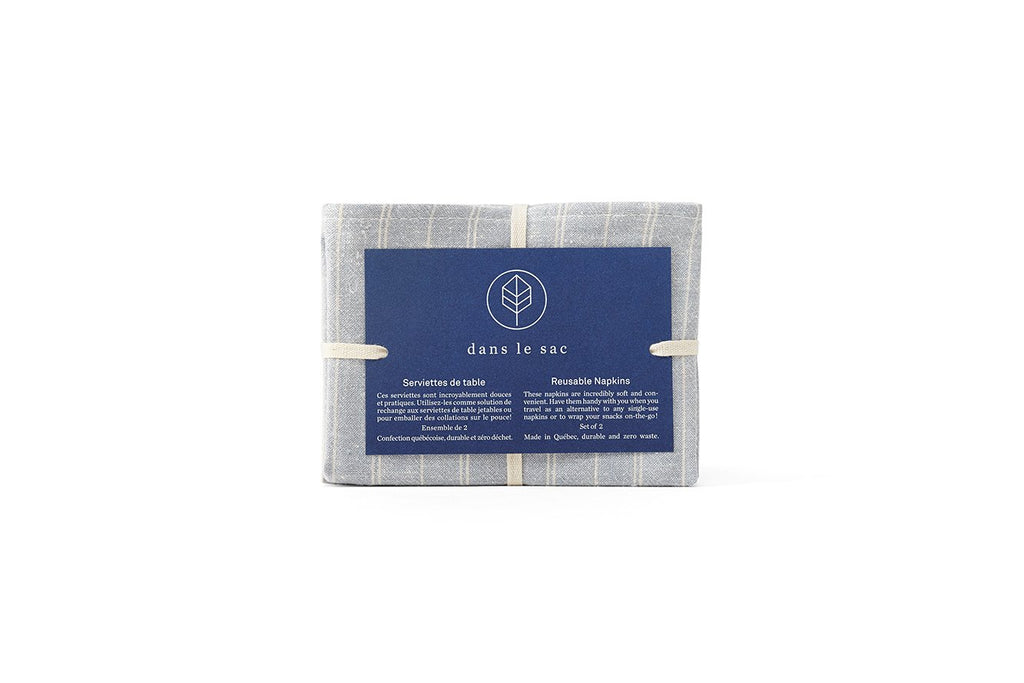 Reusable Napkin | Blue