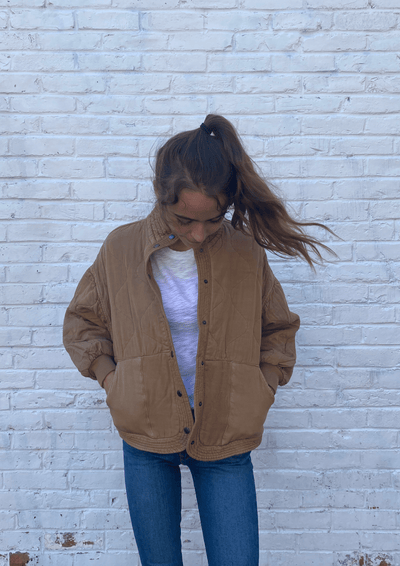 Blank NYC Chai Tea Jacket - Whim BTQ