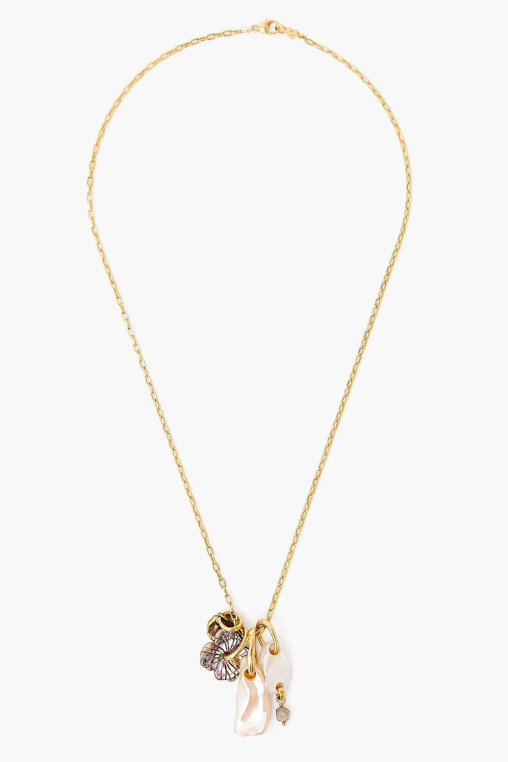 Chan Luu Pink Pearl Mix Necklace - Whim BTQ