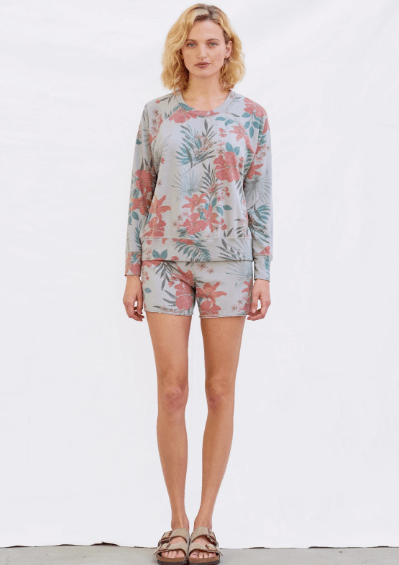 Sundry TROPICAL PULLOVER - Whim BTQ