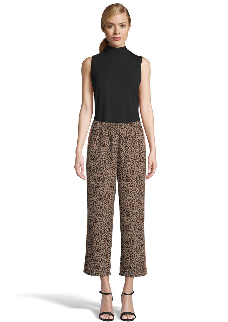 BB Dakota CATS OUT OF THE BAG CROPPED PANT - Whim BTQ