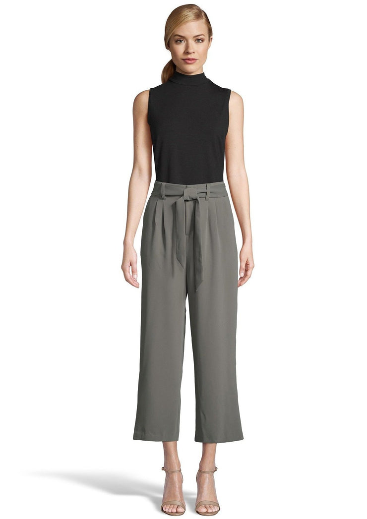 BB Dakota GO WITH THE FLOW CROPPED PANT - Whim BTQ