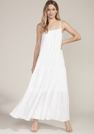 BB DAKOTA ROMAN HOLIDAY MAXI DRESS - Whim BTQ