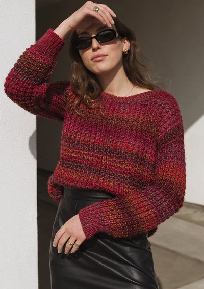 BB Dakota UP ALL BRIGHT SWEATER - Whim BTQ