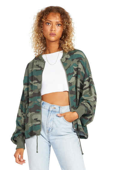 BB Dakota Invisibility Mode Bomber - Whim BTQ