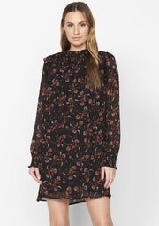 Sanctuary Run Wild Dress Micro Paisley - Whim BTQ