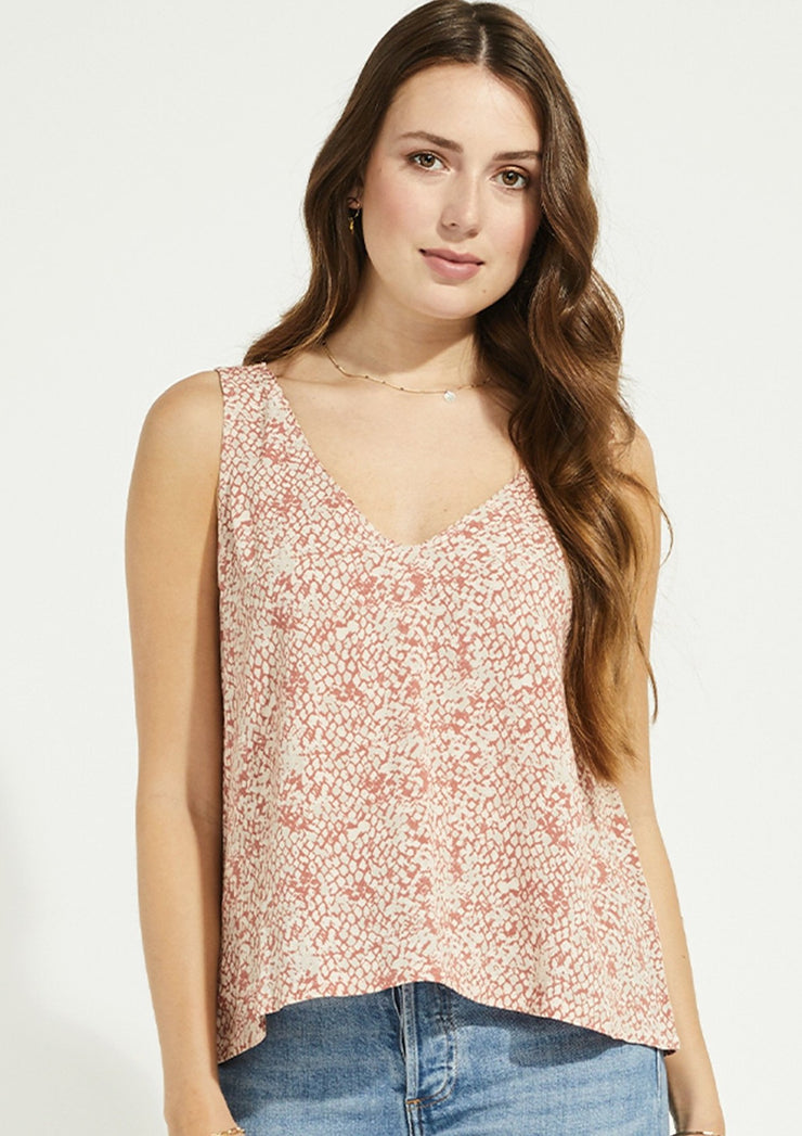 Gentle Fawn Scenery Tank in Rust Snake - Whim BTQ