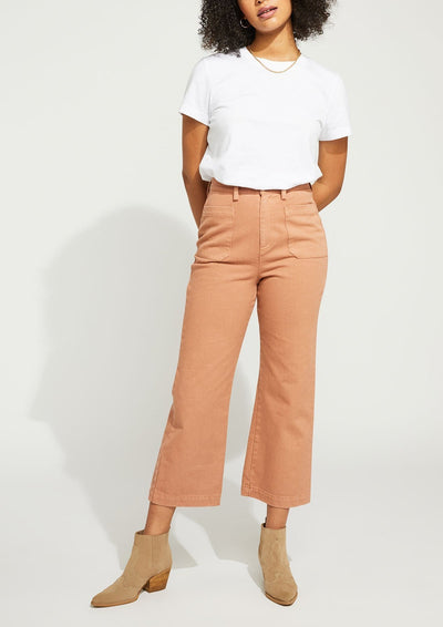 Gentle Fawn Bianca Pant in Light Clay - Whim BTQ