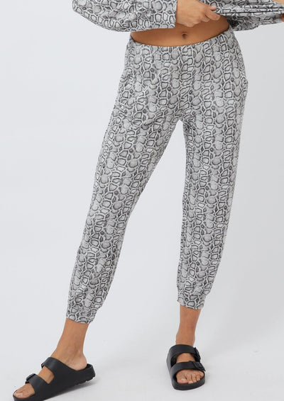 Monrow Snake Jogger in Air - Whim BTQ