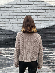 Blank NYC Sweater In The Nude - Whim BTQ