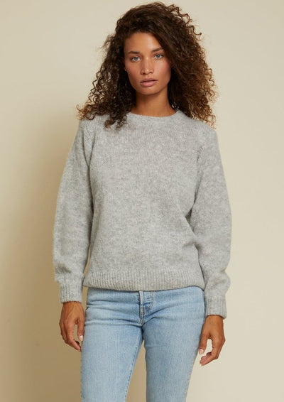 Nation LTD Megan Sweater in Oyster - Whim BTQ