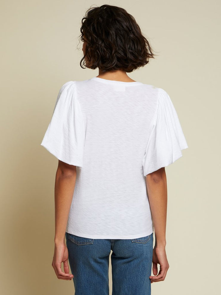Nation LTD Ruth Tee in White - Whim BTQ
