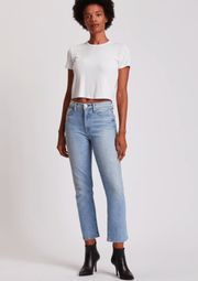 Hudson Holly High Rise Jean in Colossal - Whim BTQ