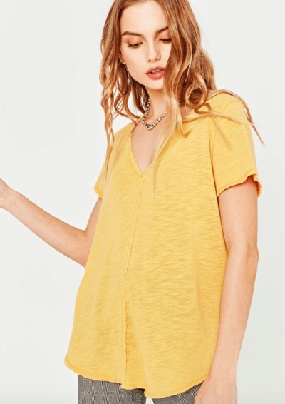 Project Social T WEAREVER TEE - HONEY MUSTARD - Whim BTQ