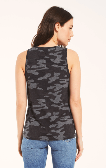 Z Supply ALLY CAMO TANK - Whim BTQ