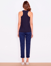 Sundry SATURDAY RACERBACK TANK - Whim BTQ