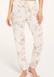 Z Supply AVA FLORAL JOGGER - Whim BTQ