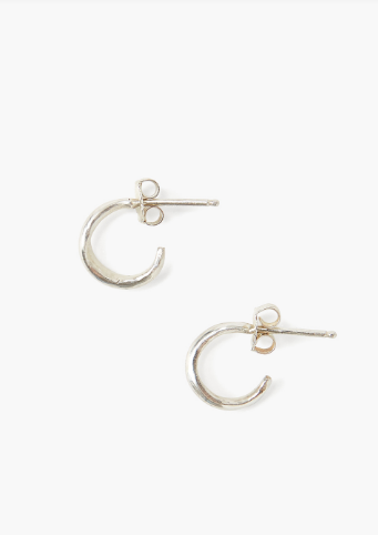 Chan Luu Infinity Earrings in SILVER - Whim BTQ