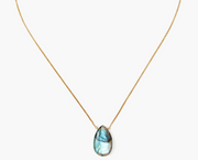 Chan Luu Pendant Necklace in LABRADORITE - Whim BTQ