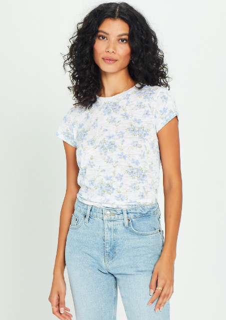 Goldie Forget Me Not Tee - Whim BTQ