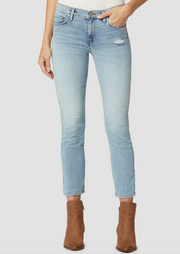Hudson Nico Midrise Crop Straight in New Dawn - Whim BTQ