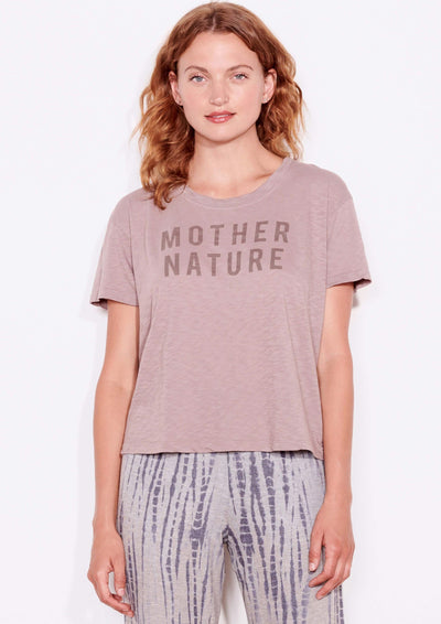Sundry MOTHER NATURE VINTAGE TEE - Whim BTQ