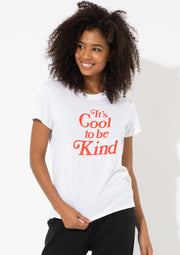 Suburban Riot It's Cool To Be Kind Loose Tee - Whim BTQ