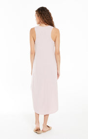 Z Supply REVERIE MIDI DRESS in Soft Lilac - Whim BTQ