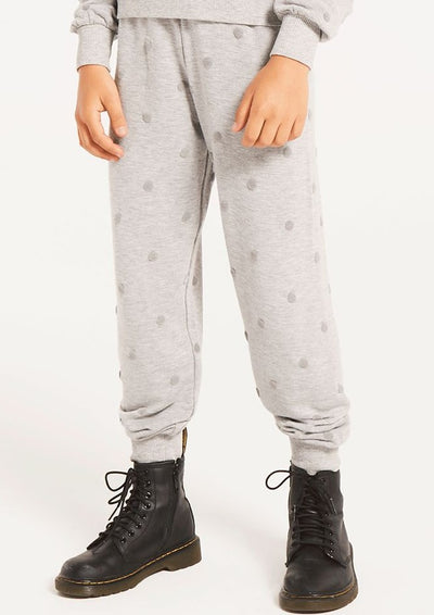 Z Supply Girl's Ava Dot Jogger - Whim BTQ