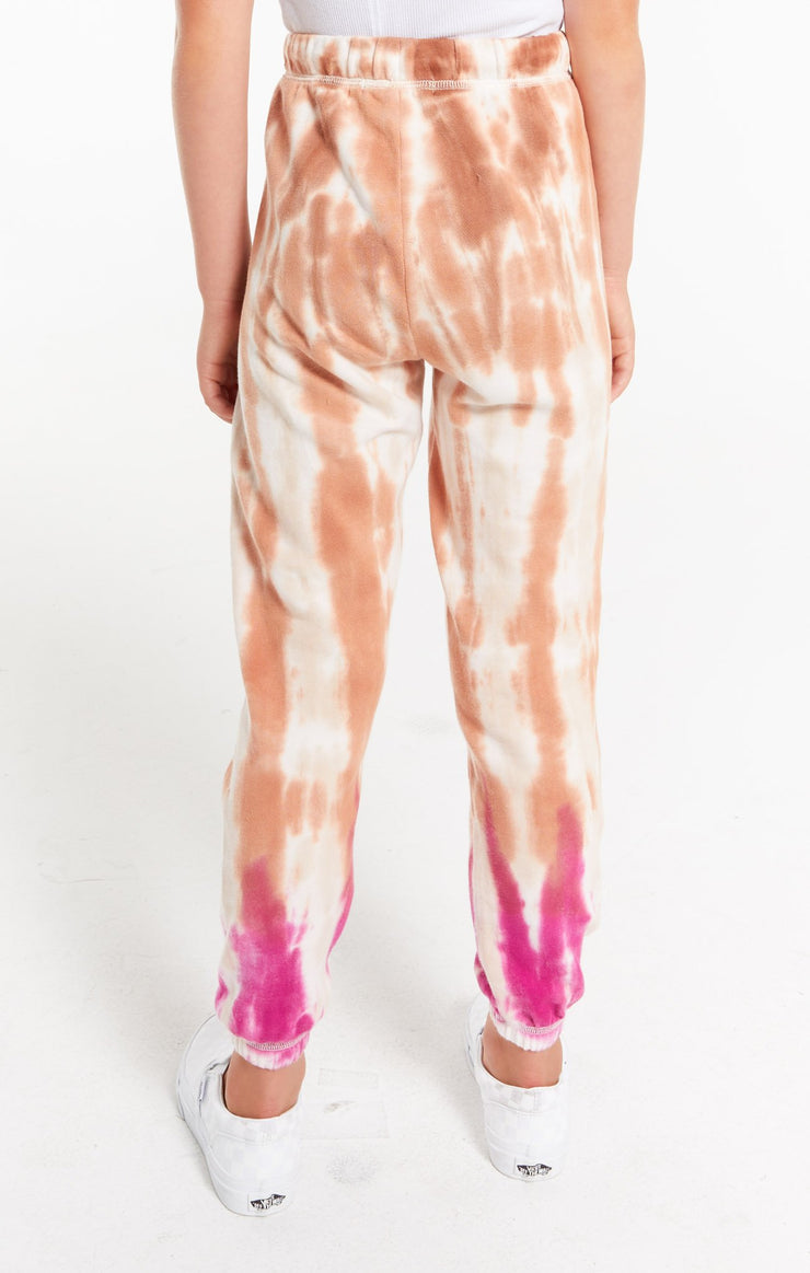 Z Supply Girls Palmer Tie-Dye Jogger - Whim BTQ