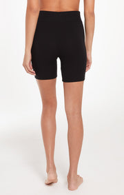 Z Supply CLARA RIB SHORT in Black - Whim BTQ
