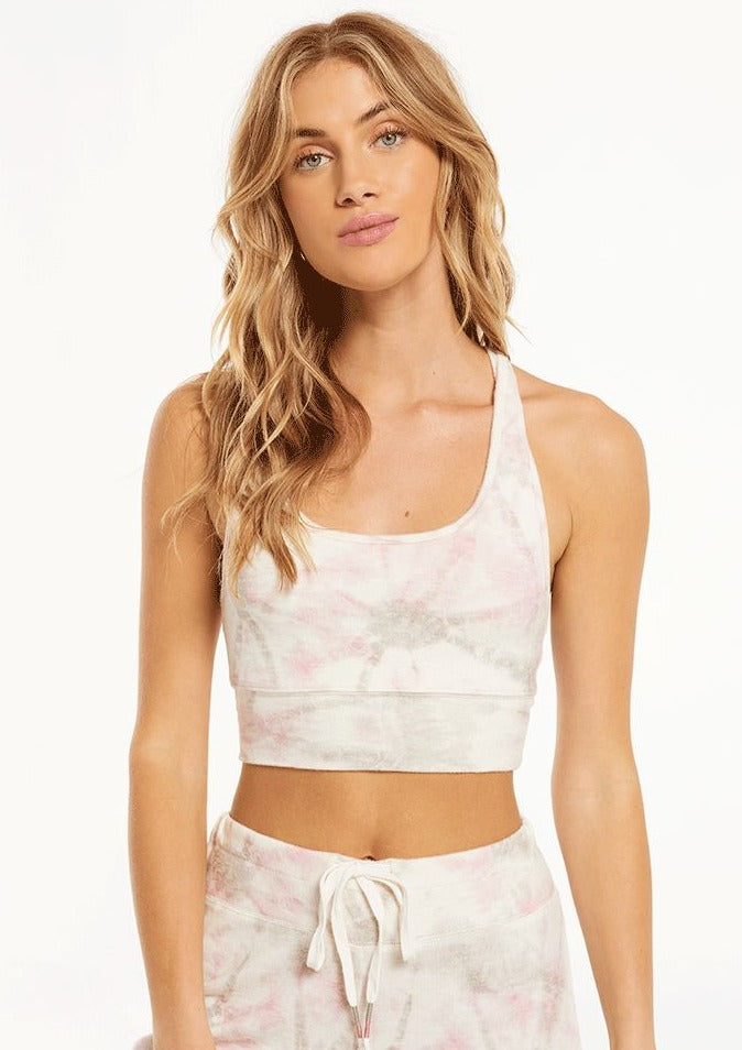Z Supply Sia Tie-Dye Tank Bra - Whim BTQ